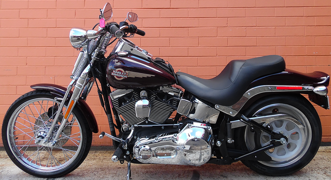 Used Softail For Sale Wa >> 2006 HARLEY-DAVIDSON FXSTS SOFTAIL SPRINGER | Supercycles